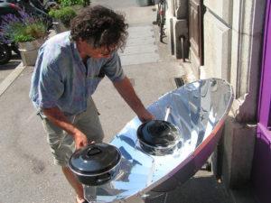 cuisine solaire pot au feu
